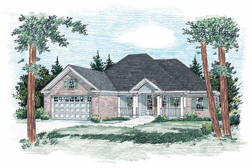 Wheelchair Accessible House Plans   The Plan Collection Room Features in Wheelchair Accessible Floor Plans