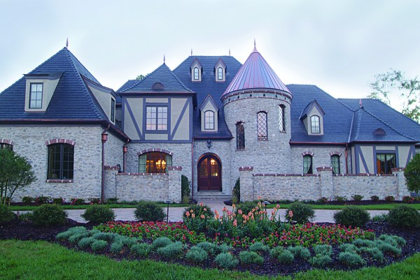 16 wonderful french chateau architecture house plans - HD 1200×803