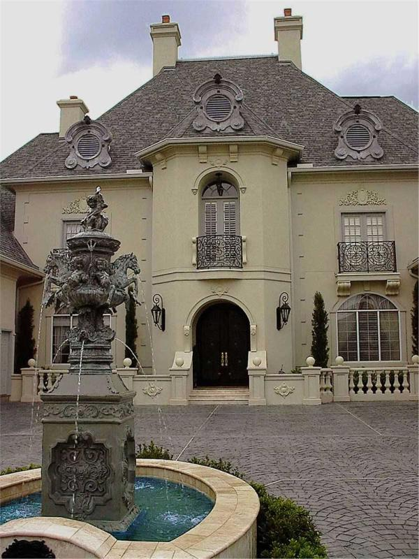 16 wonderful french chateau architecture house plans - HD 1000×1334