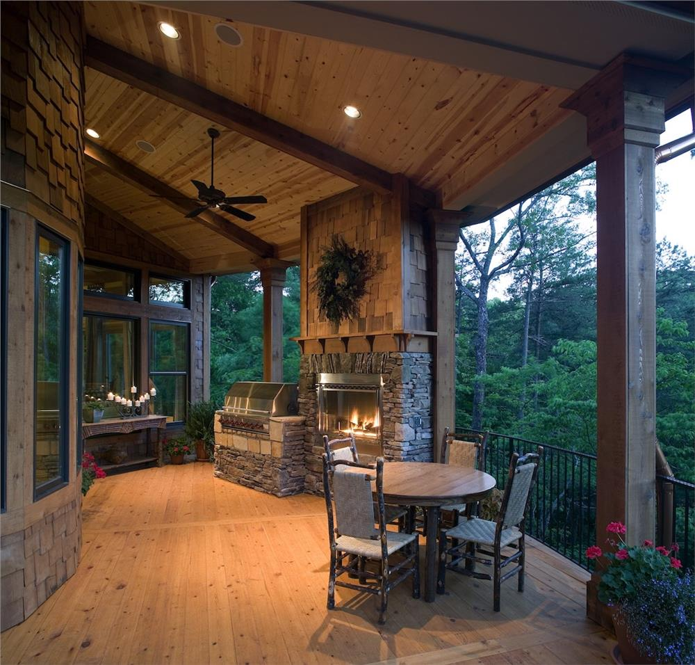 How to Plan a Deck to Enhance Your Dream Home and Your ... on Back Deck Ideas For Ranch Style Homes  id=21434