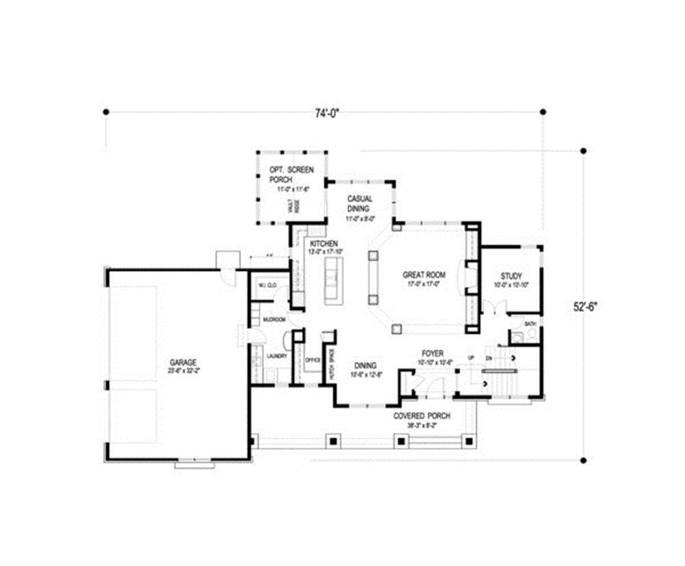 Large Kitchen Layout Ideas