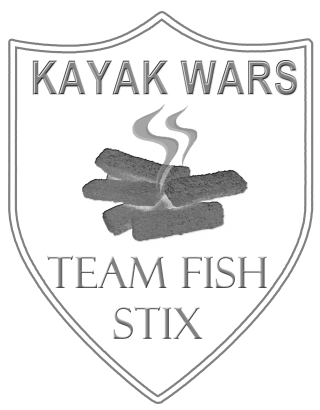 Team Fish Stix Kayak Wars