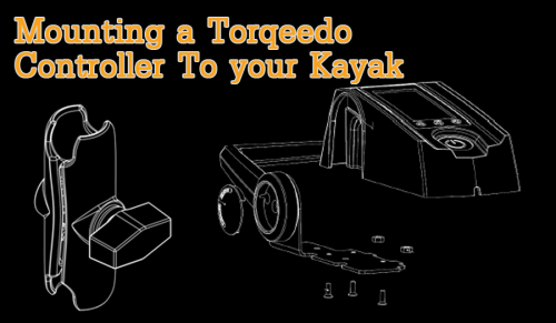 How To: Mount the Torqeedo 403 Throttle Controller
