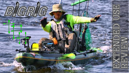 Jackson Kayak Big Rig Extended Use Review