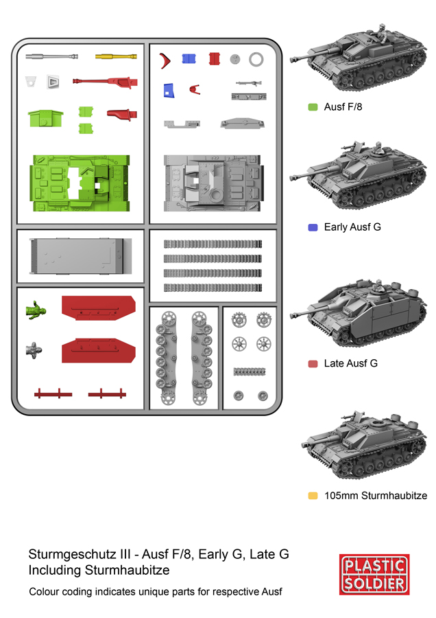 Flames of War StuGs - My first PSC Experience 1