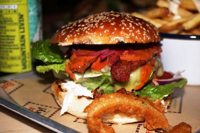 burger burger theory