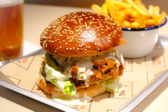 prairie girl Burger Theory