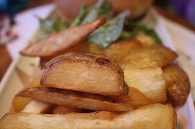 chips The Cauldron Bristol
