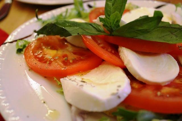 caprese salad Elgano
