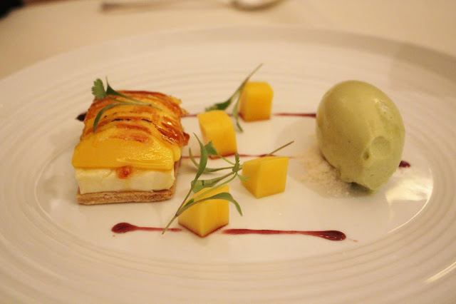 Le Champignon Suavage Dessert
