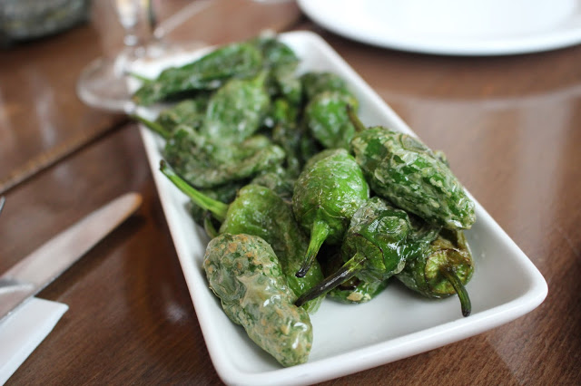 padron peppers Lunya Liverpool One
