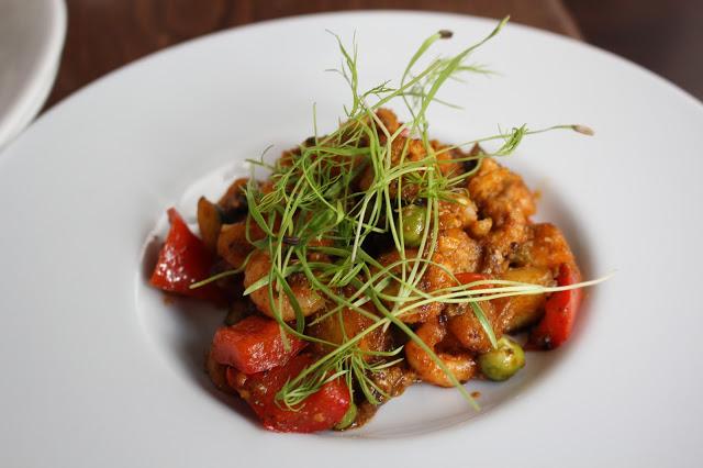 seafood peppers Lunya Liverpool