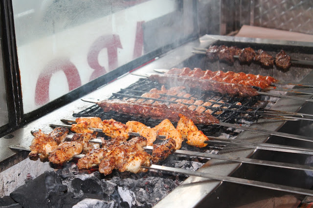 grill abo ali city road