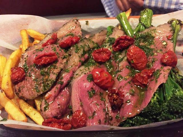picanha steak Blue Honey Cardiff