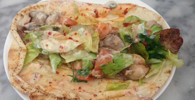 chicken shawerma falafel wales canton cardiff