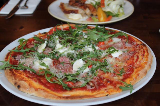 pizza porro llandaff