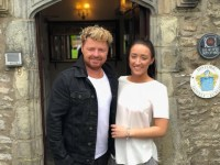 Tommy Heaney announces venue of new Cardiff restaurant (Exclusive- May 2018)