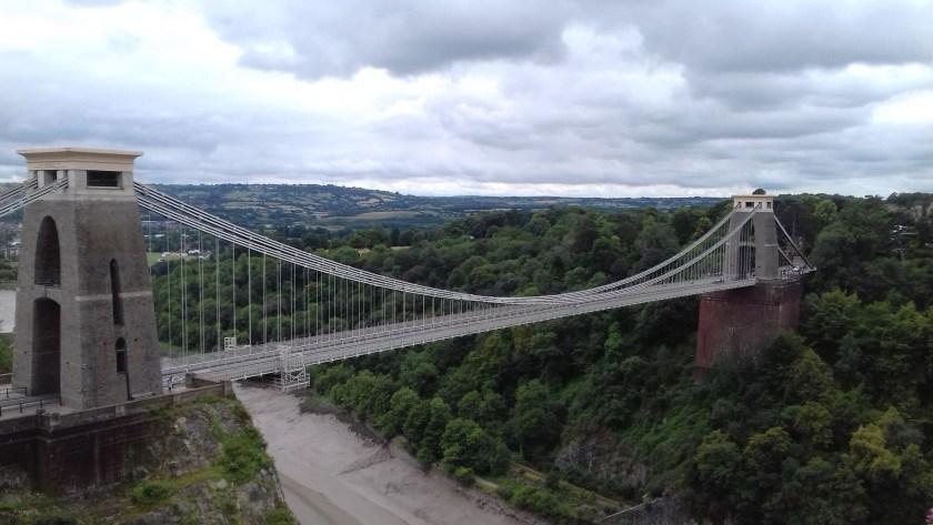 The bridge across the Avon