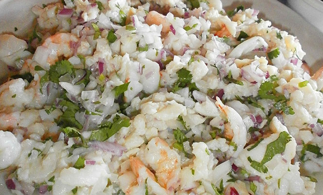 A Ceviche Tour of Cozumel