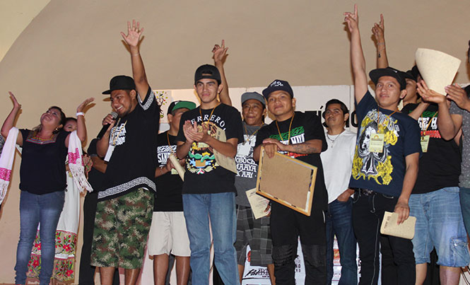 ADN MAYA: Reggae and Rap in Chan Santa Cruz