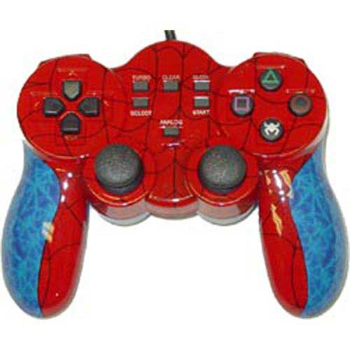 Image result for spiderman ps2 controller