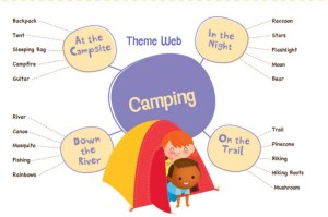 Camping (Sneak Peek) with Mother Goose Time