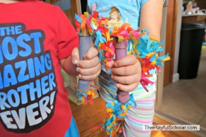 Highlights of the Camping Theme with Mother Goose Time