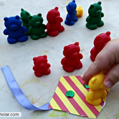 Ordering Kites – Small Group Math with Mother Goose Time