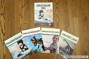 Dinosaur Dig (Sneak Peek) with Mother Goose Time