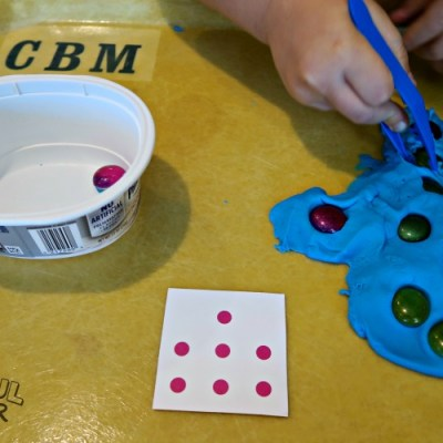 Counting with Claws – Preschool Math