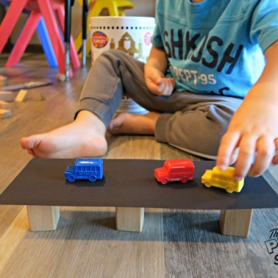 Two Transportation Inspired Mathematics Challenges with Mother Goose Time