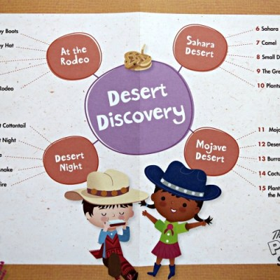 Desert Discovery (Sneak Peek) with Mother Goose Time