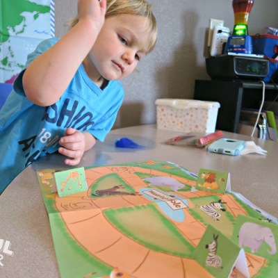 Teaching Math Through Play with Mother Goose Time