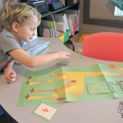 How does Mother Goose Time facilitate play based learning?