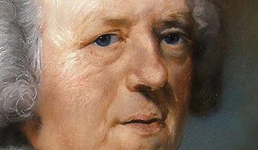 John Newton: I am not what I ought to be…