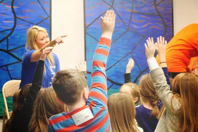 Are Your Cute Lessons Turning Kids Into Atheists?