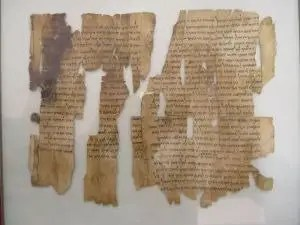 A Case for the Bible 101: Manuscript Evidence, Part 2 – How has the Old Testament been transmitted over time?