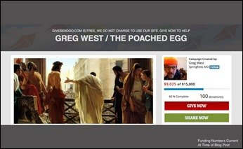 Help Fund the Poached Egg!