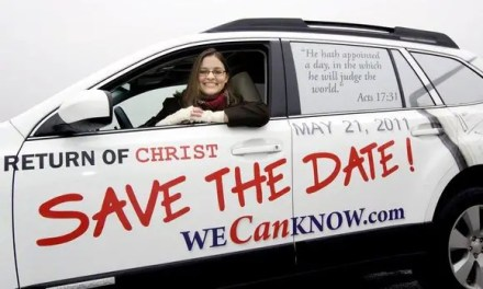 2nd Thessalonians and the Camping Debacle of May 21, 2o11