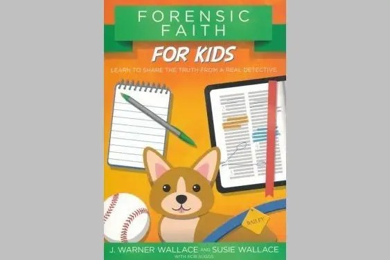 Strengthening Our Faith While Learning Detective Skills with Forensic Faith for Kids