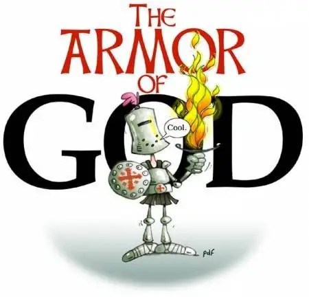 A New Look at the Armor of God