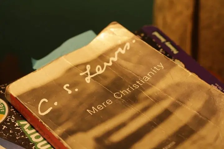 C.S. Lewis' exploration of Christian faith inspires new generation