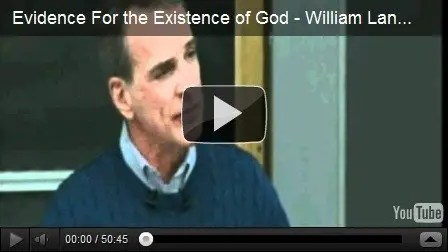 Evidence For the Existence of God – William Lane Craig