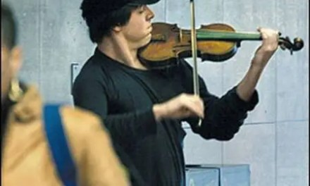 Evolution, the Bible, and the 3.5 Million Dollar Violin