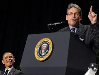 No Pious Baloney: Eric Metaxas at the annual National Prayer Breakfast