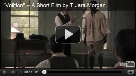"""Volition"" – A Short Film by T Jara Morgan"