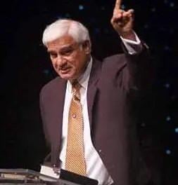Ravi Zacharias: Unsatisfied hungers continue to scream