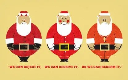 What we tell our kids about Santa