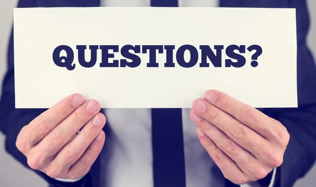 Three Questions to Ask Skeptics