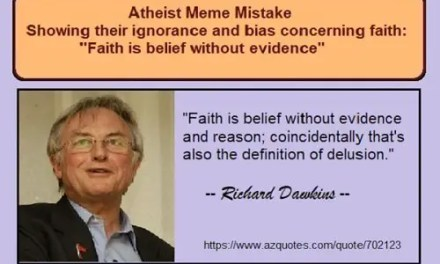 3 Responses to the Deadly Atheist Meme Even Christians Get Wrong
